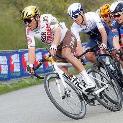 18-04-2021: Wielrennen: Amstel Gold Race men: Berg en Terblijt <br />Greg van Avermaat
