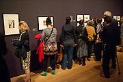 Opening of Eadweard Muybridge and Rachel Whiteread exhibitions. Tate Britain. Millbank. 6 September 2010. -DO NOT ARCHIVE-© Copyright Photograph by Dafydd Jones. 248 Clapham Rd. London SW9 0PZ. Tel 0207 820 0771. www.dafjones.com.