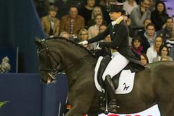 Werth Isabell, GER, Weihegold OLD<br /> Jumping Amsterdam 2018<br /> © Sharon Vandeput<br /> 26/01/18