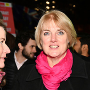 Gill Walton attends People's vote to Stop Brexit rally due to Brexit vote in Parliament on 15 January 2019, London, UK
