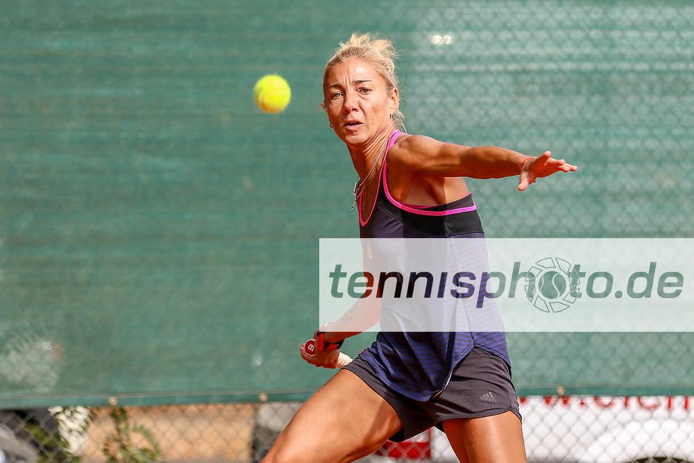 Polina  Ordanskaya ('Sutos' 1917), Grunewald Open 2018 - Senioren, Finals, Berlin, 16.09.2018, Foto: Claudio Gärtner