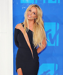 Britney Spears at The 2016 MTV Video Music Awards.<br />(Madison Square Garden, NYC)