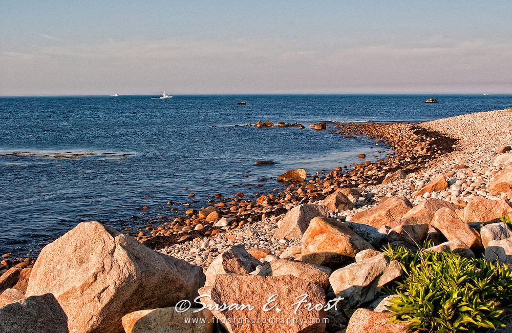Sandy Point, Block Island, Rhode Island