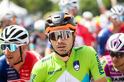 Marko PAVLIC of Team Slovenia during 1st Stage of 27th Tour of Slovenia 2021 cycling race between Ptuj and Rogaska Slatina (151,5 km), on June 9, 2021 in Slovenia. Photo by Vid Ponikvar / Sportida