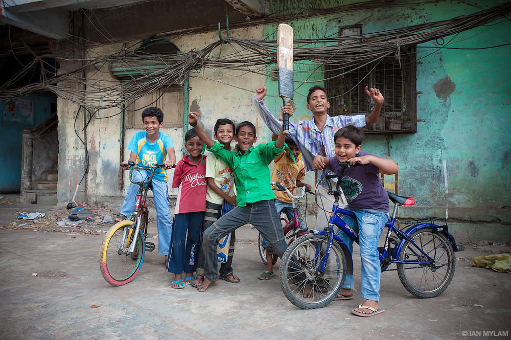 Boys of Dharavi - Mumbai, India