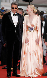 """Cannes. Opening ceremony - Red Carpet of """"The Dead Don't Die"""" Pictures: Laurent Guerin / EliotPress Set ID: 600417. 14 May 2019 Pictured: Elle Fanning. 72th Film Festival of Cannes. Opening ceremony - Red Carpet of """"The Dead Don't Die"""" Pictures: Laurent Guerin / EliotPress Set ID: 600417. Photo credit: Eliot Press / ELIOTPRESS / MEGA TheMegaAgency.com +1 888 505 6342"""