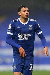 Andre Dozzell of Ipswich Town - Mandatory by-line: Arron Gent/JMP - 31/10/2020 - FOOTBALL - Portman Road - Ipswich, England - Ipswich Town v Crewe Alexandra - Sky Bet League One