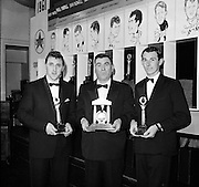 Caltex sports stars award-winners: Liam Devaney, Tipperary, (Hurling); Mick Mackey, Limerick ( Hall of Fame), Tommy Wade, Tipperary ( Show Jumping)..01.02.1962