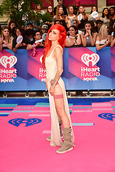 June 18, 2017 - Toronto, Ontario, Canada - LIGHTS arrives at the 2017 iHeartRADIO MuchMusic Video Awards at MuchMusic HQ on June 18, 2017 in Toronto (Credit Image: © Igor Vidyashev via ZUMA Wire)