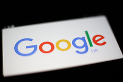 File photo dated 27/01/16 of the Google logo on a screen, as the tech giant has offered a boost to high streets by introducing a feature that shows product stock levels in shops close to the buyer's location.
