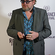 London, England, UK. 25th September 2017. Reyn Ouwehand is a Composer of Isolani movie attend Raindance Film Festival Screening at Vue Leicester Square, London, UK