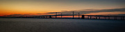 Chesapeake Bay Bridge Dawn, Maryland