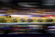 Illustration, Men Points Race, during the Track Cycling European Championships Glasgow 2018, at Sir Chris Hoy Velodrome, in Glasgow, Great Britain, Day 4, on August 5, 2018 - Photo Luca Bettini / BettiniPhoto / ProSportsImages / DPPI - Belgium out, Spain out, Italy out, Netherlands out -
