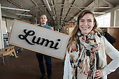 Founders of Lumi.