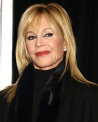 Feb. 3, 2016 - New York, New York, U.S. - Actress MELANIE GRIFFITH attends the New York premiere of 'How To Be Single' held at the NYU Skirball Center. (Credit Image: © Nancy Kaszerman via ZUMA Wire)