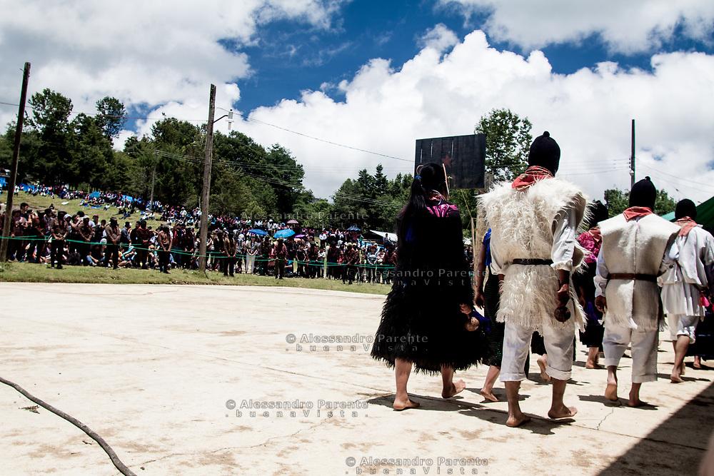 Gruppo teatrale zapatista, festival CompArte