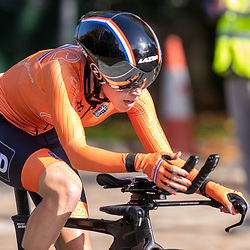 20190923 World Championships ITT Women Junior
