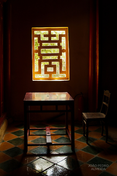 Room at Hue's Imperial palace