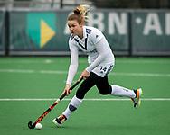 LAREN -  Hockey Hoofdklasse Dames: Laren v Pinoké, seizoen 2020-2021. Foto: Anouk Lambers (Pinoké)