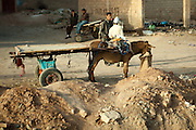 The Road to Essaouira has many small villages that are being upgraded, but old ways still permeate life here.