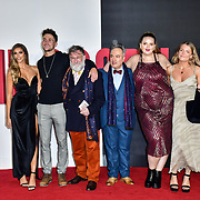 The Circle contestants Arrivers at World Premiere of The Good Liar on 28 October 2019, at the BFI Southbank, London, UK.