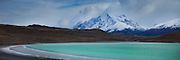 Laguna Amarga in Parque Nacional Torres del Paine, Chile, South America