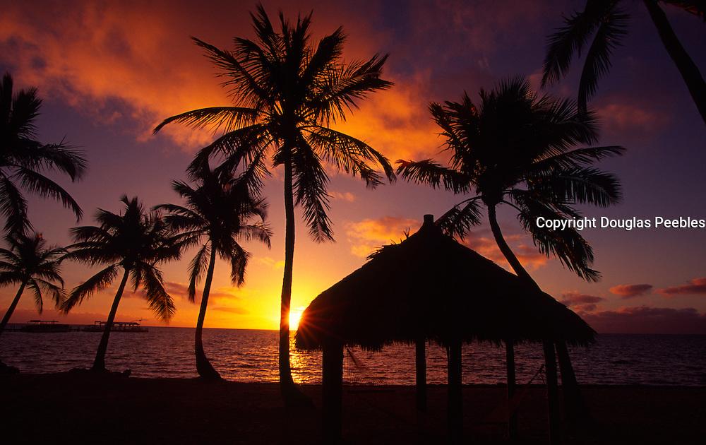 Sunset, Islamorada, Florida Keys<br />