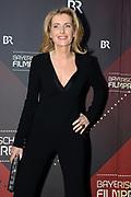 Maria Furtwängler auf dem Roten Teppich anlässlich der Verleihung des 41. Bayerischen Filmpreises 2019 am 17.01.2020 im Prinzregententheater München.