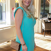 NLD/Amsterdam/20120601 - Opening webshop Sael Shop, zwangere Sanne Hoogkramer