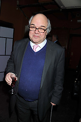 Former Labour MP MARK FISHER at a party to relaunch PR First London, held at the 606 Club, Lots Road, London SW10 on 16th January 2013.