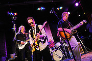The Feelies perform with Peter Buck of R.E.M. at the afterparty for The Music of R.E.M. at Carnegie Hall held at City Winery in NYC.