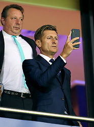 Steve Parish, Crystal Palace co-owner and Chairman