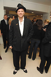 JO CORRE at a party to celebrate the publication of Vivienne Westwood's Opus held at The Serpentine Gallery, Kensington Gardens, London W2 on 12th February 2008.<br />