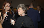 A.S. Byatt. Vintage 15th birthday party. Baltic, Blackfriars, London. ONE TIME USE ONLY - DO NOT ARCHIVE  © Copyright Photograph by Dafydd Jones 66 Stockwell Park Rd. London SW9 0DA Tel 020 7733 0108 www.dafjones.com