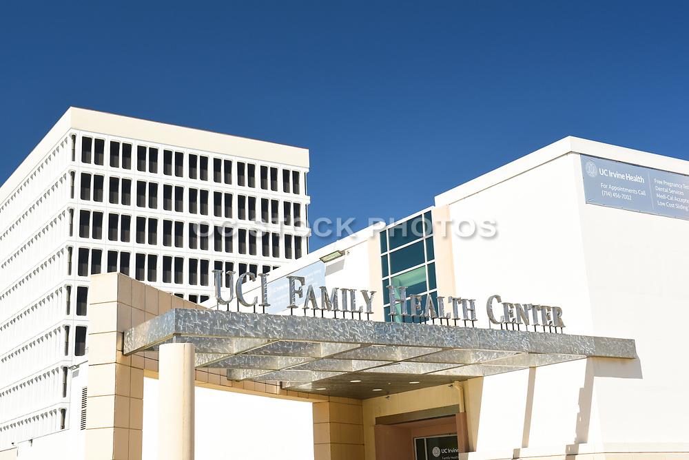 UCI Family Health Center Santa Ana