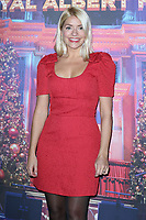 Holly Willoughby, Emma Bunton's Christmas Party, Royal Albert Hall, London, UK, 06 December 2019, Photo by Richard Goldschmidt