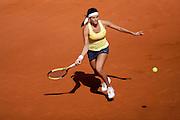Roland Garros 2011. Paris, France. May 22nd 2011..German player Julia GOERGES against Mathilde JOHANSSON