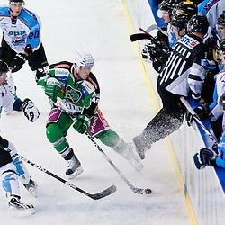 20111104: SLO, AUT, Ice Hockey - EBEL League 2011-2012, 19th Round