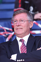 Fotball, Alex Ferguson. Manchester United  (Foto: Digitalsport).