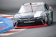 September 28-30, 2018. Charlotte Motorspeedway, Xfinity Series, Drive for the Cure 200: Brandon Jones, Joe Gibbs Racing, Toyota