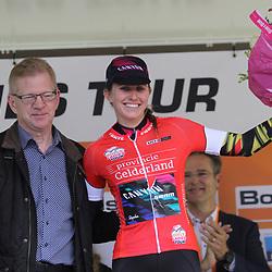 02-09-2017: Wielrennen: Boels Ladies Tour: Vaals: Alexis Ryan