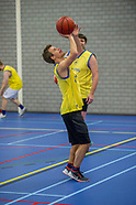 SCHAKEN BASKETBAL
