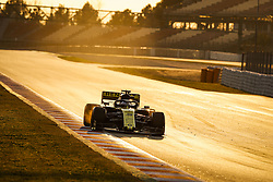 February 20, 2019 - Barcelona, Spain - RICCIARDO Daniel (aus), Renault Sport F1 Team RS19, action during Formula 1 winter tests from February 18 to 21, 2019 at Barcelona, Spain - Photo  /  Motorsports: FIA Formula One World Championship 2019, Test in Barcelona, (Credit Image: © Hoch Zwei via ZUMA Wire)