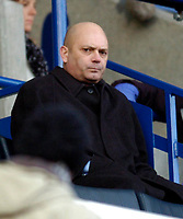 Photo: Leigh Quinnell.<br /> Leicester City v Southampton. The FA Cup. 28/01/2006.<br /> Is Ray Wilkins a face in the crowd or looking at the Leicester vacancy?