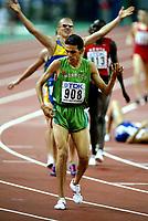 Athletics, 26. august 2003, VM Paris, World Championship in Athletics,  Hicham El Guerrouj, Marokko, 1500 metres