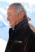 Samih Sawiris anlässlich der Einweihung der Skigebietsverbindung Andermatt-Sedrun
