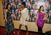 Natalie Gumede; Aicha McKenzie; Nikki Sanderson;, Premiere of 'Clubbed', at the Empire Cinema. Leicester Sq. London. 7 January 2009 *** Local Caption *** -DO NOT ARCHIVE-© Copyright Photograph by Dafydd Jones. 248 Clapham Rd. London SW9 0PZ. Tel 0207 820 0771. www.dafjones.com.<br /> Natalie Gumede; Aicha McKenzie; Nikki Sanderson;, Premiere of 'Clubbed', at the Empire Cinema. Leicester Sq. London. 7 January 2009