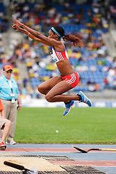 Samsung Diamond League adidas Grand Prix track & field; Womens Triple Jump,