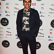 Liam Tamne Arriver at the 18th Annual WhatsOnStage Awards 2018 at Prince of Wales Theatre on 25 Feb 2018, London, UK