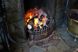 Coal fire UK